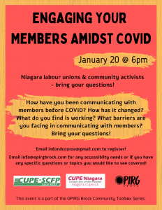 Engaging Members Amidst COVID