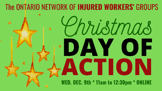 December 9th Day of Action!
