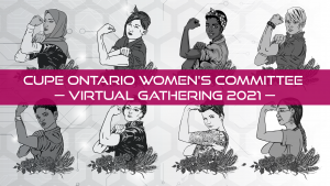 Women's Committee Virtual Gathering